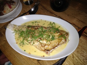 Very Buttery Flounder