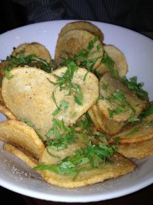 Crisp Safita Fries