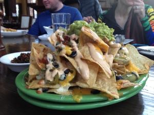 Monster Nachos in Montana
