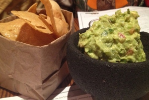 If you want Rocking Guac with freshly made Chips- come to Bodega!